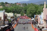 Women's start at 2012 Tour of the Gila in Silver City
