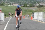 Abby Mickey finishes third in the Superior Morgul Classic road race