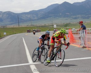 Taylor Shelden and Fabio Calabria gobble up open road in the last lap