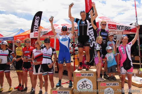2014 Beti Bike Bash pro/open podium