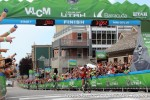 Cadel Evans wins his second stage in Utah