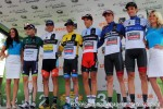 2014 Tour of Utah jersey winners