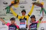 2014 ToU overall: Horner 2nd, Danielson 1st, Anacona3rd