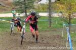 Eric Brunner chases Ken Benesh