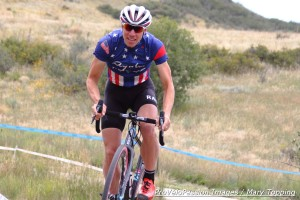 Jeremy Powers will wear a different Aspire Racing kit at Cross Vegas