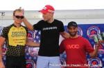 35+ podium: Chris Brandt 2nd, Johs Huseby 1st, Kervin Quinones 3rd