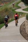 Hoke & Allen pass lapped rider
