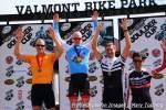 Men's 3 podium