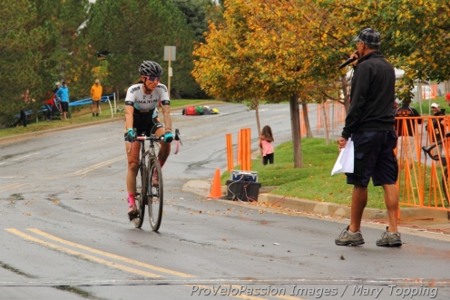 Nicole Duke wins Cyclo X Flatirons and praises Karen Hogan's ride