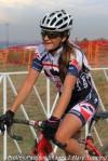 Katie Clouse post-race