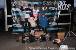 Men's 35 plus race podium