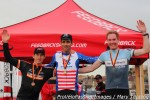 Men's 35+ podium