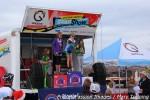 Cider spray podium at 2014 Colorado state cyclocrosschampionships