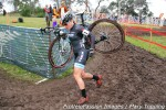 Katie Compton finds solid footing