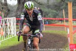 Curtis White chasing Eckmann