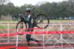 Ian McPherson's race endedearly