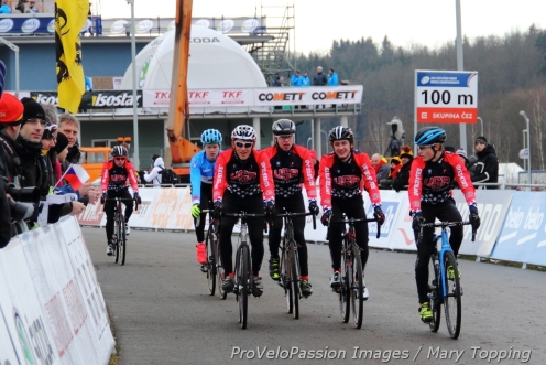 Team USA power-pack rides to the 2015 Tabor start