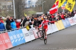 New junior men's 'cross world champion, Simon Andreassen of Denmark