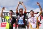 Men's 17-18 podium: Doherty, Garry,Schroeder