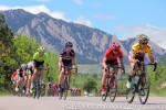 Krughoff, Primal rider, Drew Christopher, and Taylor Shelden in p-1-2race