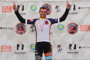 Yannick Eckmann now turns his focus to the national championships