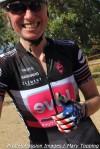 Melissa Barker, champion