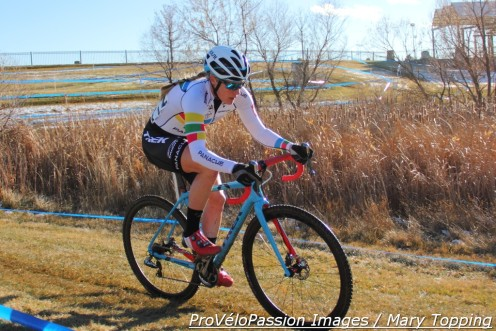 Katie Compton aims for a 13th title in Hartford