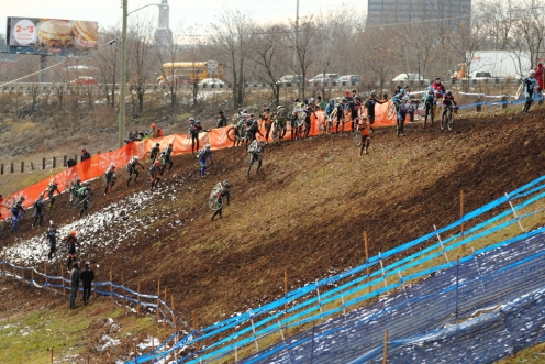 The field will tackle Bonk Breaker Hill among other challenges in Hartford